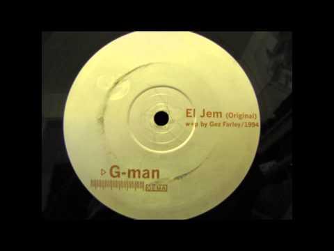 G-Man - El Jem (Original)