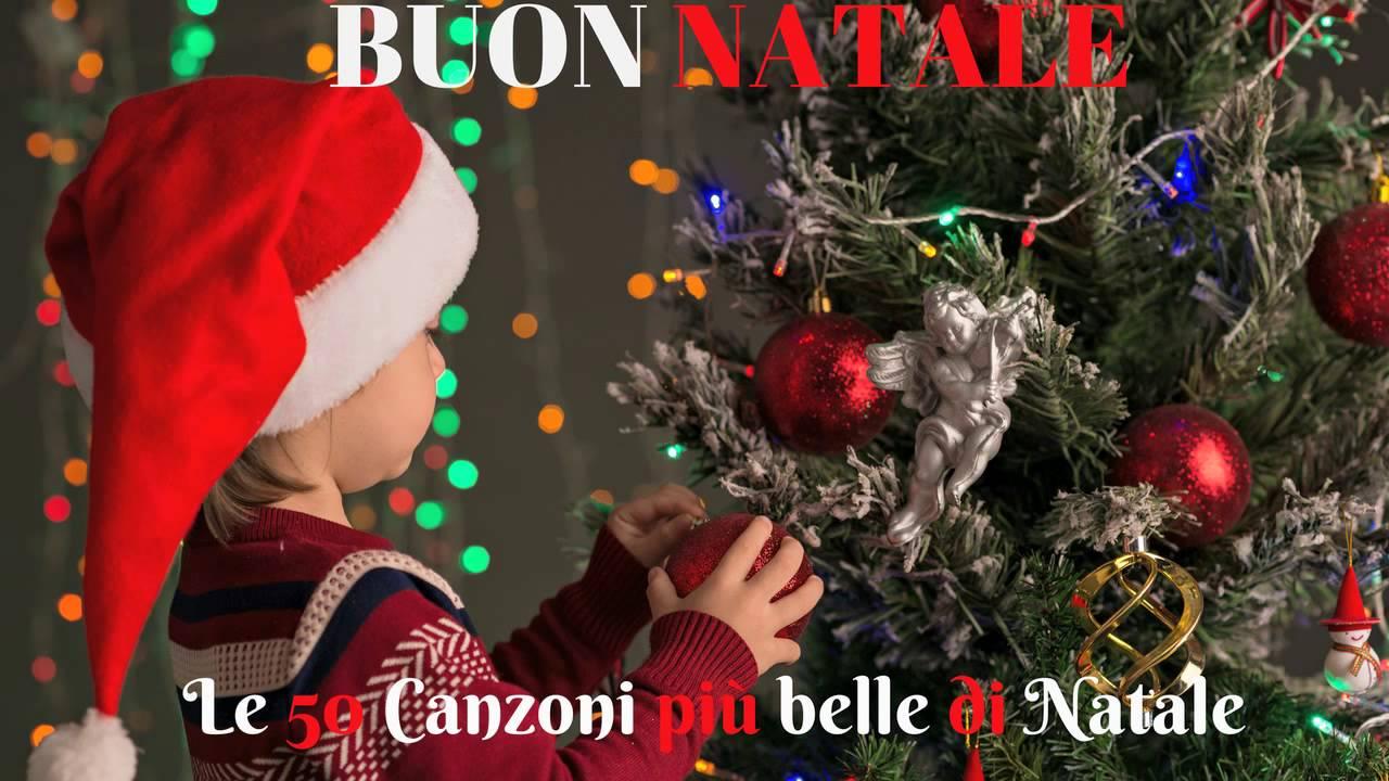 A Tutti Buon Natale Canzone.Buon Natale Le 50 Canzoni Piu Belle Di Natale Youtube