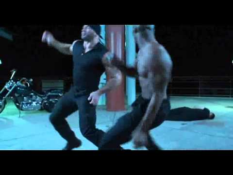 Batista fight scene  Marrese Crump
