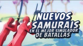 Nuevos Samurais En El Mejor Simulador De Batallas | Totally Accurate Battle Simulator
