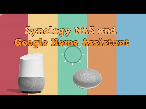Synology NAS and Google Home Assistant   What you CAN and CANNOT do
