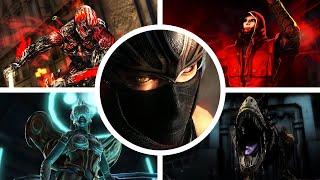 Boss Fight Walkthrough for Ninja Gaiden 3 Razors Edge + Final Boss,...