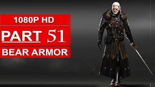 The Witcher 3 Gameplay Walkthrough Part 51 [1080p HD] Ursine Armor (Bear Armor) - No Commentary