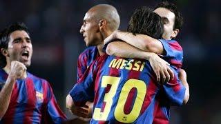 Highlights FC Barcelona v Juventus (2-2, Gamper Trophy 2005) thumbnail