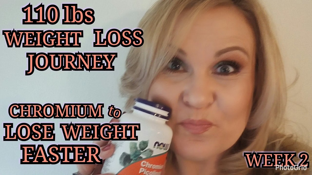 Chromium gtf for weight loss