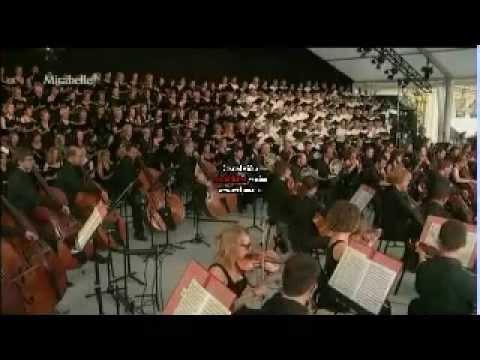 Beethoven 9ème Symphonie (Final: hymne à la joie)