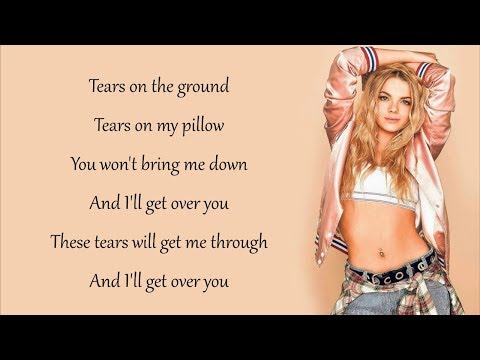 Tears - Clean Bandit Ft. Louisa Johnson (Lyrics)