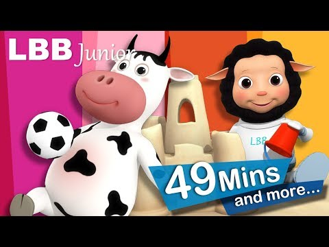 Friends Play Together | And Lots More Original Songs | From LBB Junior!