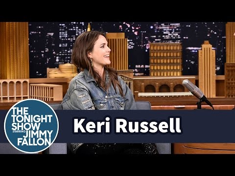 Keri Russell Still Sees Justin Timberlake as a Little Kid