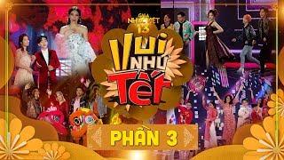 [FULL] Gala Nhạc Việt 13 - Vui Như Tết - Phần 3 - MC Trấn Thành, Hồ Ngọc Hà, BB Trần, Hải Triều