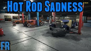Car Mechanic Simulator 2018 - Hot Rod Sadness