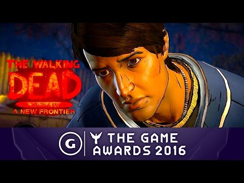 The Walking Dead: A New Frontier - Extended First Look | The Game Awards 2016
