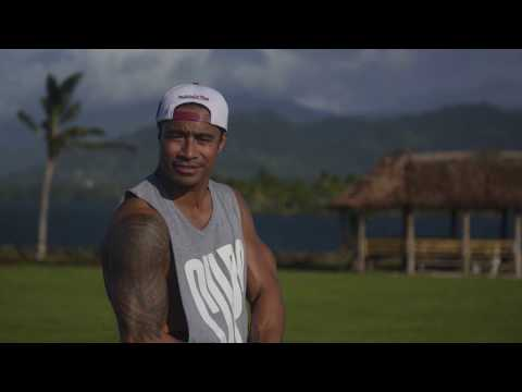 Pua Magasiva on the Fresh in Samoa
