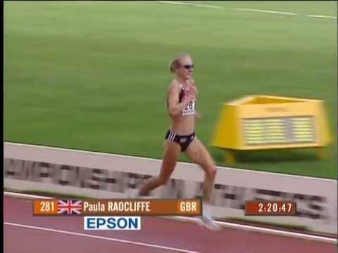 Paula Radcliffe,Marathon Gold:2005 World Championships,Helsinki