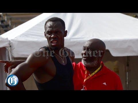 WATCH: Usain Bolt Deeply Hurt By Disrespect Towards Coach Glen Mills