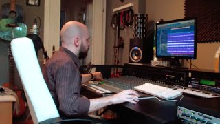 Mixing Violin: Automation & EQ
