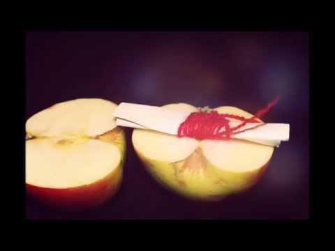 приворот на яблоко!и сразу отворот