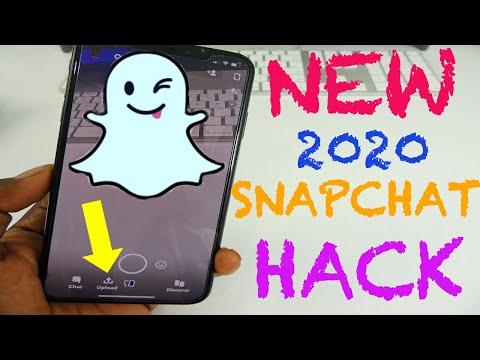 NEW SNAPCHAT HACK 2020