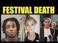CeonRPG' (Rapper) -Guilty(Manslaughter) in Death of Actor's Daughter #scarcitystudios