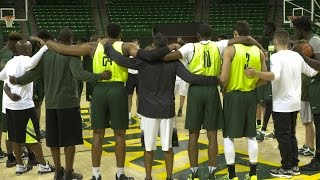 Baylor Basketball (M): Practice Officially Starts