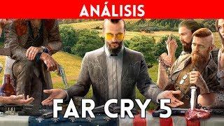 ANALISIS FAR CRY 5 - El MEJOR de la SAGA - REVIEW 4K PS4 Pro/Xbox One X/PC - GAMEPLAY en español