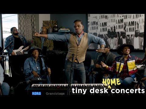 Kirk Franklin: Tiny Desk (Home) Concert - NPR Music