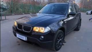 Осмотрели BMW X3 e83 2,0d 2008