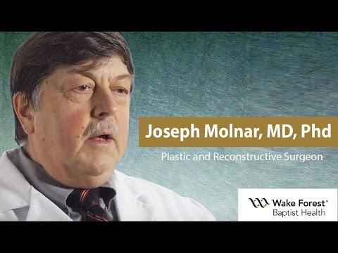 Joseph Molnar, MD, Phd - Plastic and Reconstructive Surgeon - Wake Forest Baptist Health