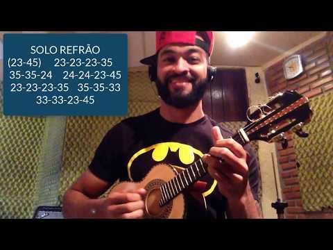 Encaixa - MC Kevinho e Léo Santana - Cavaquinho