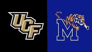 Week 7 2018 #10 UCF vs Memphis Full Game Highlights