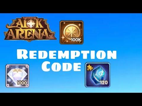 NEW REDEMPTION CODE!! 1000 GEMS, 100k GOLD, 120 SOULSTONES! | AFK Arena