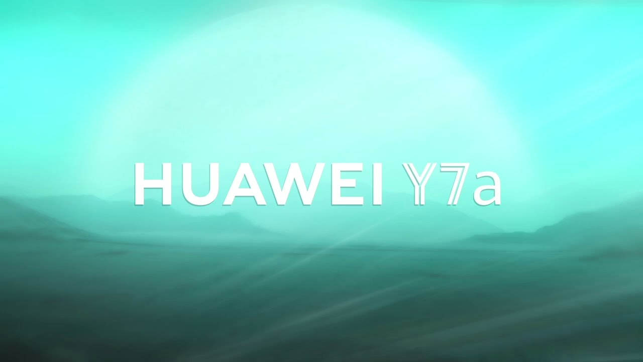HUAWEI Y7a | Super Battery, Super Charge