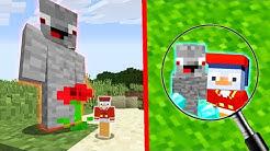 Minecraft, aber als WINZLING