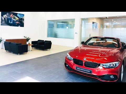 Chiếc Xe Mui Trần đáng mua nhất 2020   BMW 420i Convertible Sport
