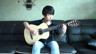 (Stanley Myers) Cavatina - Sungha Jung
