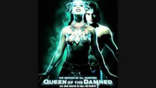 Queen Of The Damned - Track 10 |  Static-X - Cold