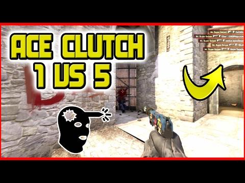 CSR* | 1vs5 Pistol Round (ONLY HEADSHOT)
