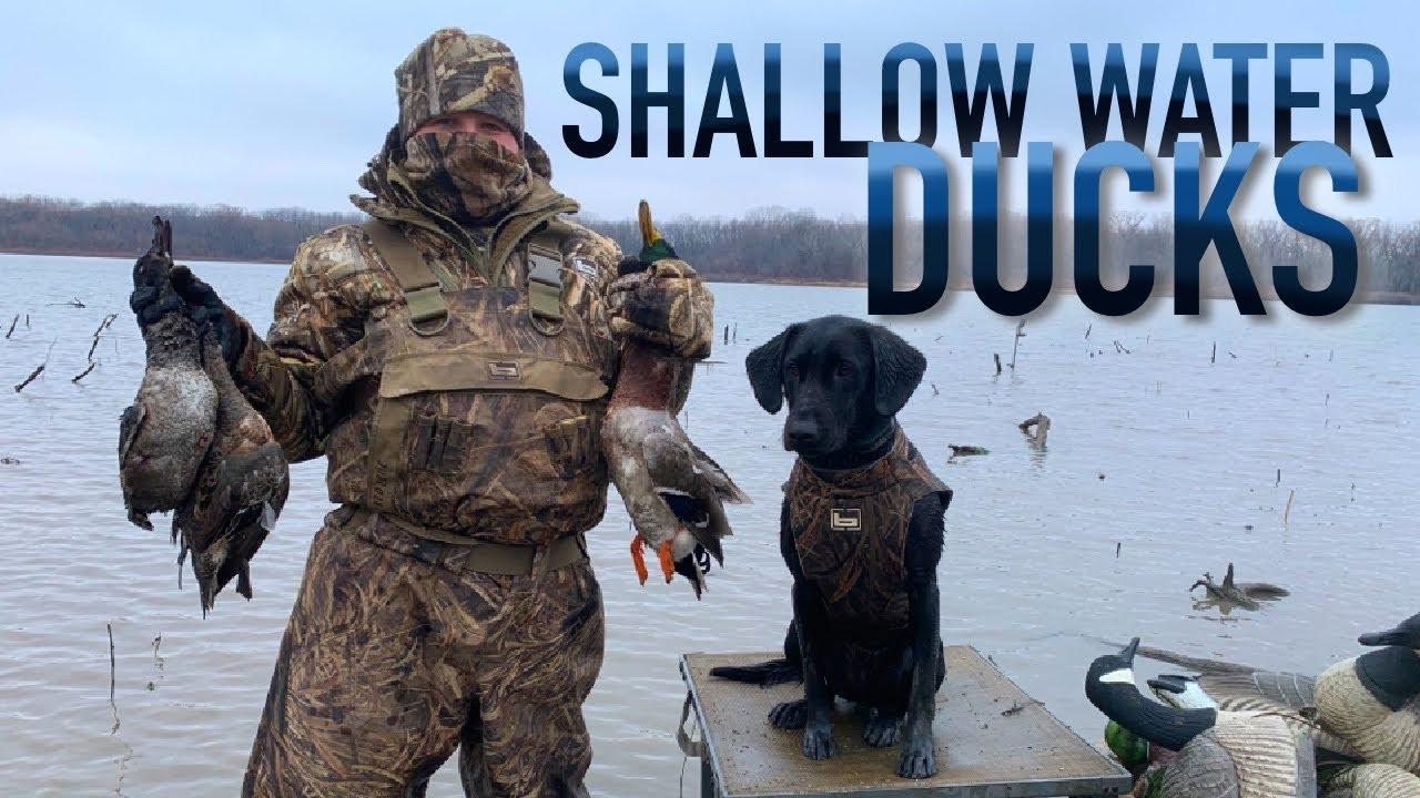 Thanksgiving Break Duck Hunt #1 - Shallow Water Hunting (2020)