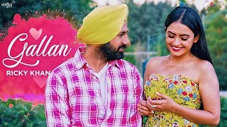 Kholi Darwaje Na Zubaan De Akhan Naal Gallan Hoyi Jaan De | Punjabi Songs 2019 | Gippy Grewal Songs