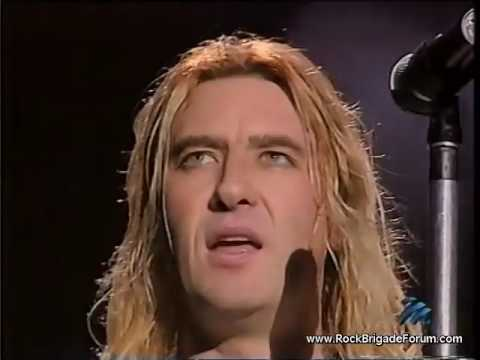 Def Leppard   ALL I WANT IS EVERYTHING   Rare Pro Shot Johannesburg, South Africa 1996