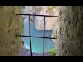 Ronda, Spain - Secret Moorish Water Mine Shaft underneath Palacio del Rey Moro