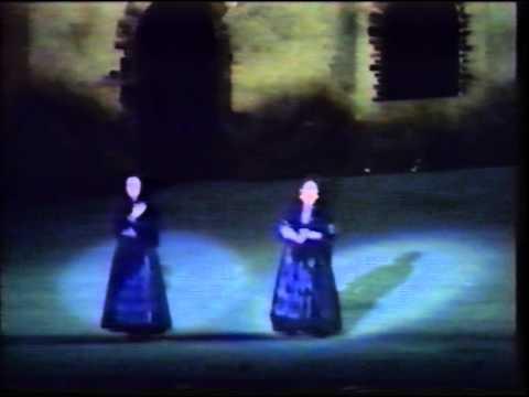 Cavalleria Rusticana - Verona (Cossotto, Martinucci, Carroli) 1989