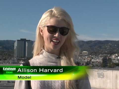 Model Allison Harvard on Filipino Food & Lifestyle