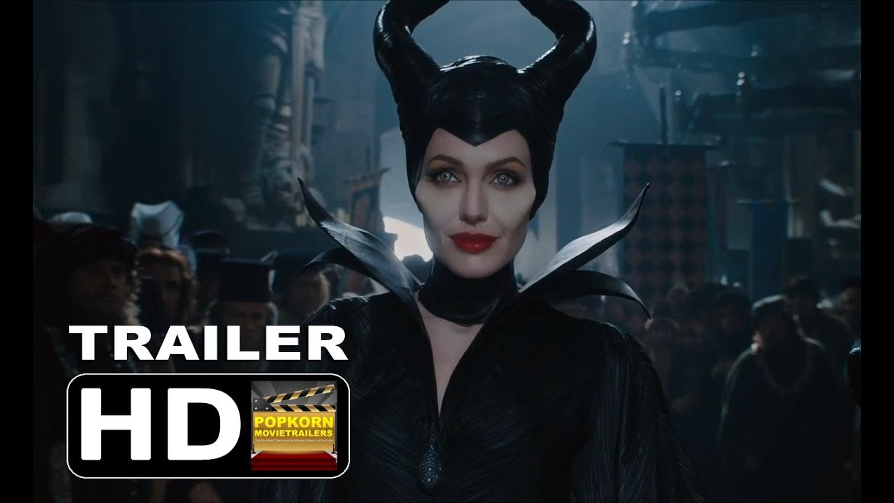 Maleficent Official Trailer 1 2014 Angelina Jolie Disney Movie Hd Trailer
