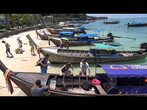 THAILAND ISLANDS, BEAUTIFUL ISLANDS IN THAILAND, MAYA BAY, KOH PHI PHI, KO LIPE