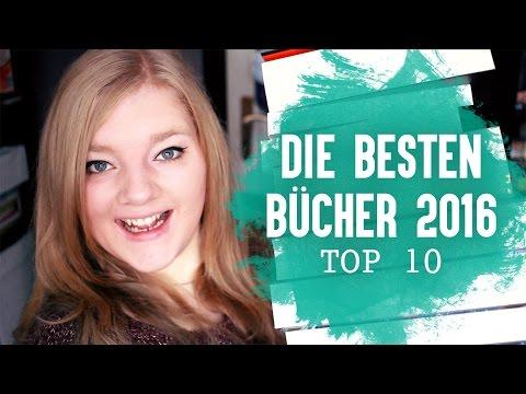 DIE BESTEN BÜCHER 2016 | Top 10 | Laura Evlolle