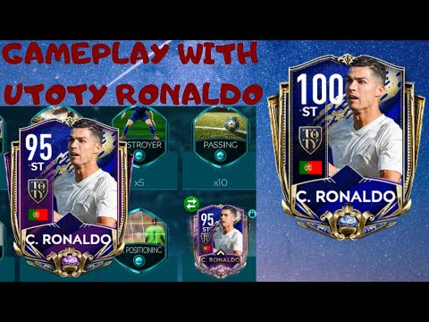FIFA MOBILE 20 UTOTY RONALDO IN A PACK?! OMG Luckiest Pack Ever! Gameplay With UTOTY CR7!