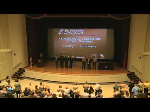 MCSC & PEO LS 2014 Acquisition Awards Day