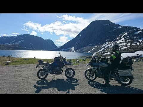 Motorcycle Adventure Norway July-2016