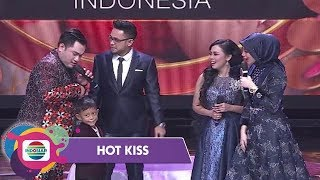 Kelucuan Adik Selfi Tagih TV dan Kulkas pada Nassar - Hot Kiss